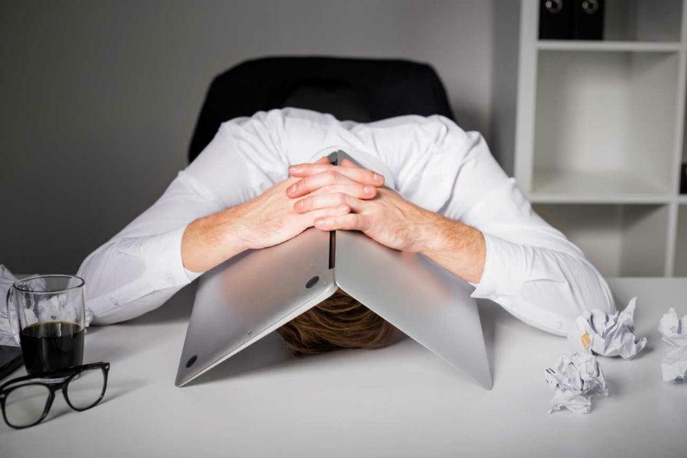 ネットビジネスで挫折