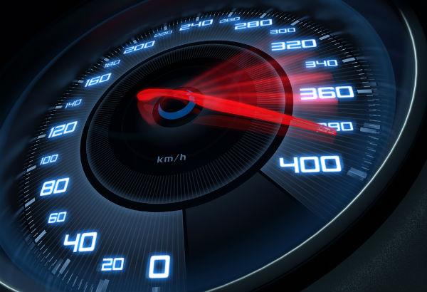 スピード重視