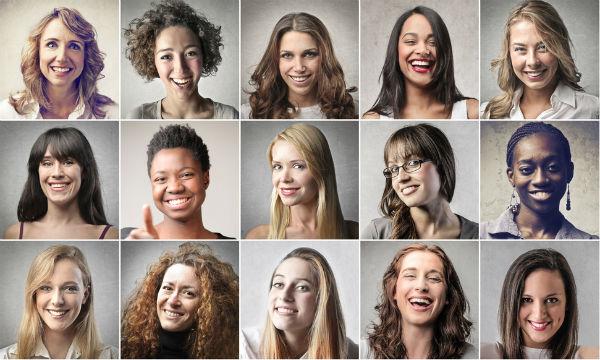 同年代の女性たち